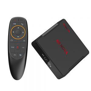 Android Tivi Box Magicsee N5 Nova - Ram 2GB, Rom 16GB, Android 9.0 - Có Phiên Bản Điều Khiển Voice 5