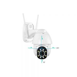 camera giám sát, camera ngoài trời, smart new