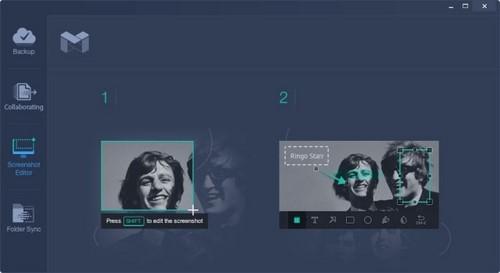 ứng dụng chụp ảnh màn hình