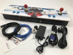 Bộ sản phẩm máy chơi game magic I7s