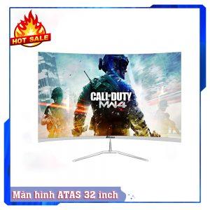 Màn hình máy tính 32 inch chuyên game Freesync ATAS Q318 PLUS 1